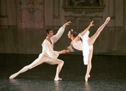 Sleeping Beauty grand pas de deux